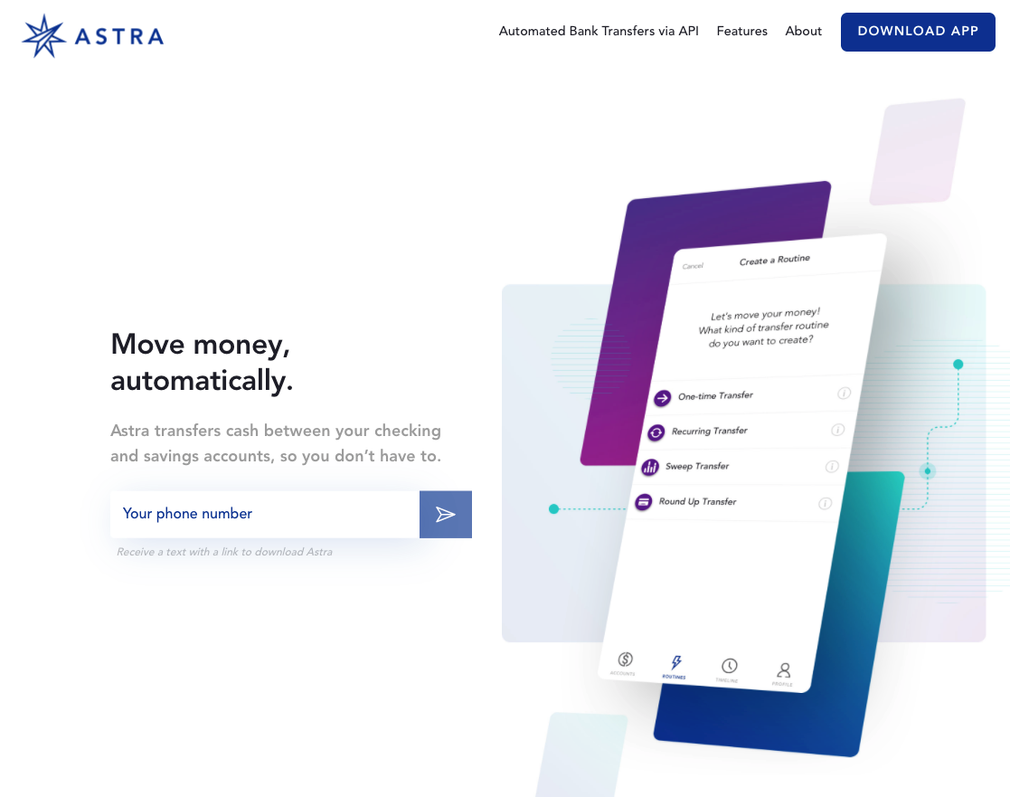 Astra Mobile App